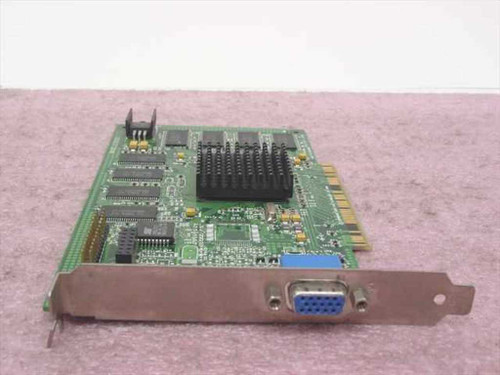 Creative Labs CT6700  PCI Video Card Graphics Riva TNT 16MB