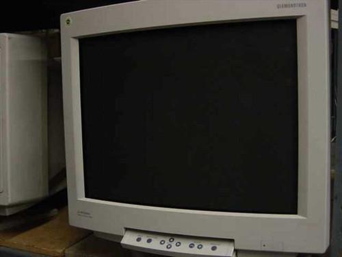 """Mitsibushi TFW1105SKTFW  21"""" SVGA Monitor w/ RGB"""
