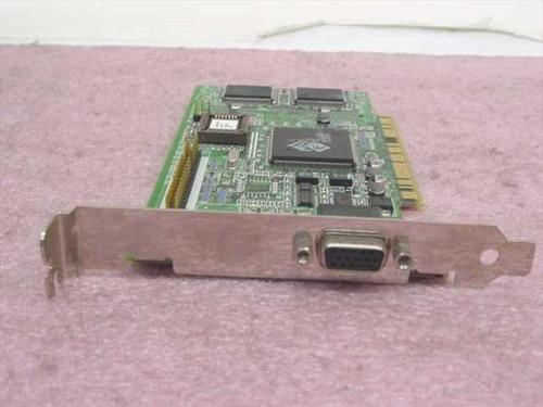 ATI 109-41900-10  PCI Video Card 3D Rage Pro Turbo 4 MB