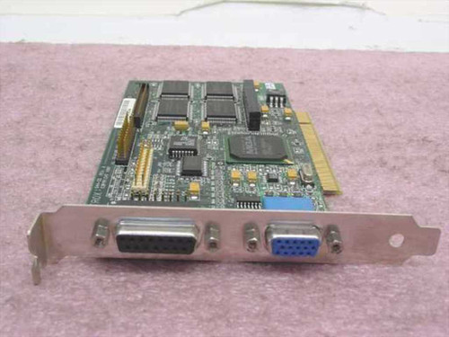 Matrox MY220P/4G/20  PCI Video Card SVGA 4 MB MGA 64-Bit Graphics