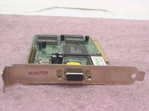 Everex Systems  EV 659A PWA-00306  Monochrome Video Card