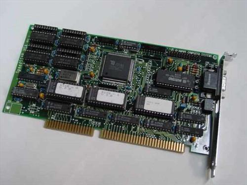 Diamond Speedstar  SpeedStar VGA ISA TSENG ET4000AX