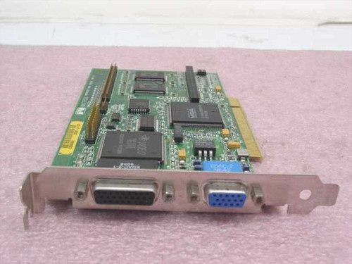 HP 5064-0285  PCI Video Card Millennium 2 MB - HP OEM