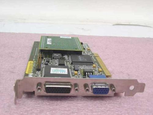 Matrox MGA-MIL/2B  PCI Video Card Millennium 4 MB Full Height