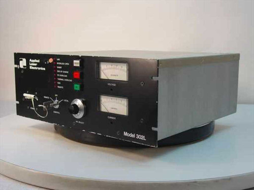 Applied Laser Electronics 302L  a. l. e. Laser Power Supply ALE 0-2KV/ 5A