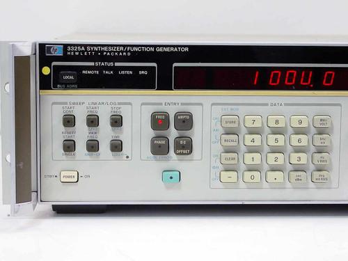 Hewlett Packard 3325A  Synthesizer/ Function Generator