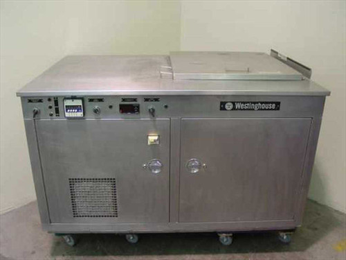 WestingHouse Console  Ultrasonic Cleaner 2.1 KW 40 kHz w/Temperature