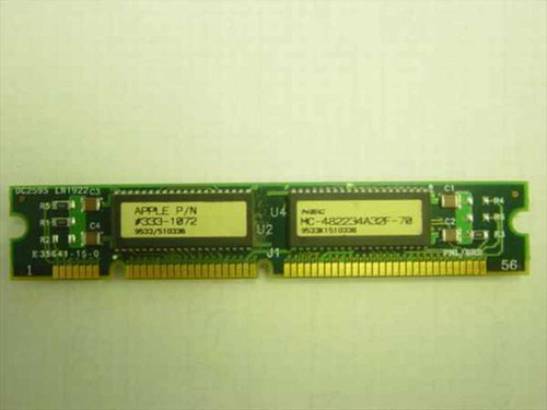 Apple 333-1072  1 MB VRAM