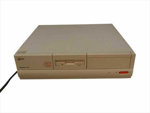 AT&T 3232 6508  486DX2/66 MHz Globalist 515 Desktop Computer