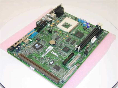 Dell  12416  Optiplex GX110 Slot 370 System Board