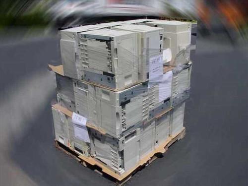 HP Printers  Pallet of Hewlett Packard LaserJet Printers