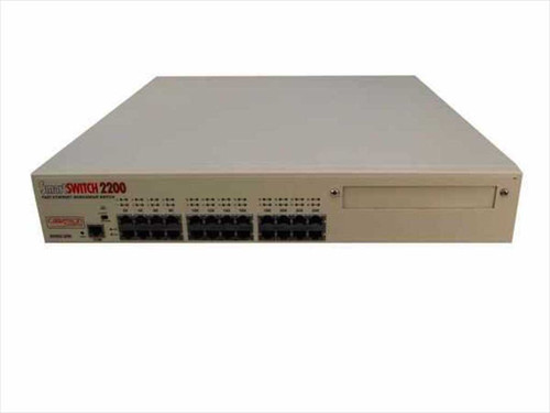 Cabletron 2H252-25R  24 Port Ehternet Switch