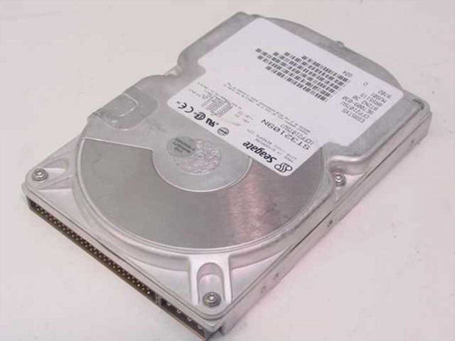 "Seagate ST32109N  2.1GB 3.5"" SCSI Hard Drive 50 Pin"