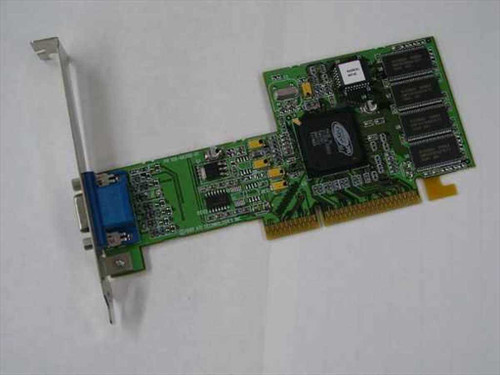 ATI 109-66700  AGP Video Card Rage XL