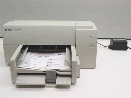 HP C4547A  DeskJet Printer 600C