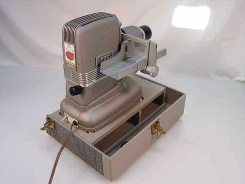 Three Dimension Co 700  TDC Vivid Selectron Projector Model D