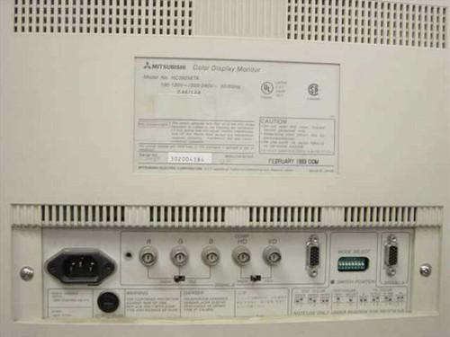 "Mitsubishi HC3925ETK  20"" SVGA Monitor - No Base"