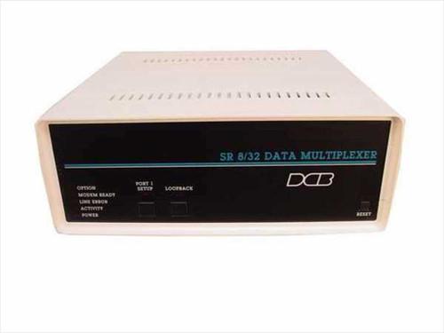 DCB SR32  Data Comm SR 32 Data Multiplexer 32 Port