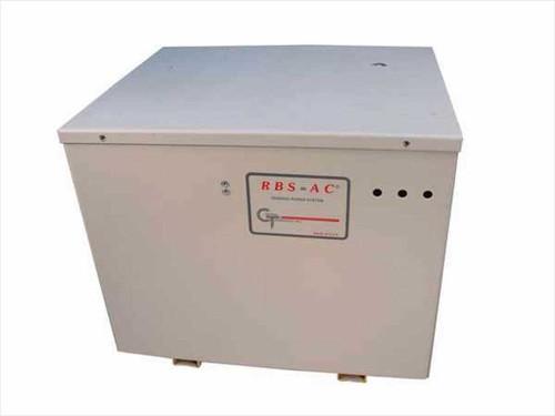 Control Technology Inc RBS-AC  RBS-AC Battery Pack Enclosure