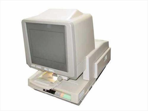 Bell & Howell ABR 2000  Microfiche Reader/Printer