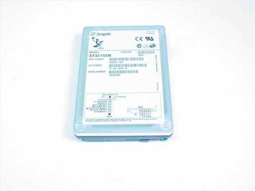 "Seagate ST32155N  2.1GB 3.5"" SCSI Hard Drive 50 Pin"
