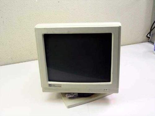 "DTK Comp CH-3423V  14"" Greyscale VGA Monitor 15 pin - White"