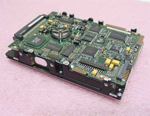 "HP D6107-63001  9.1GB 3.5"" SCSI Hard Drive 80 Pin"