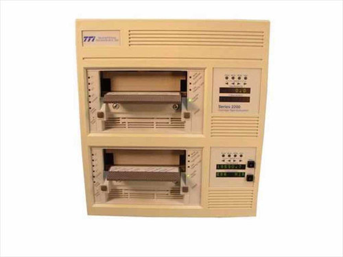TTI CTS-2219TT  Series 2200 Cartridge Tape Subsystem