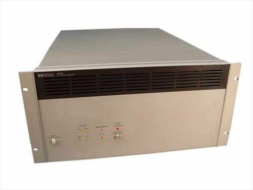 HP 4141B  DC Source/Monitor