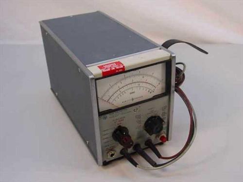 Hewlett Packard 410C  Voltmeter H60