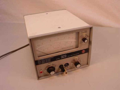 Ballantine 323  True RMS Voltmeter (As Is)