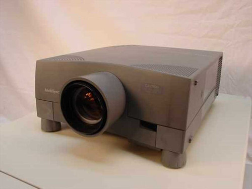 NEC MT-800  350 Lumen Portable LCD Parts Unit Projector