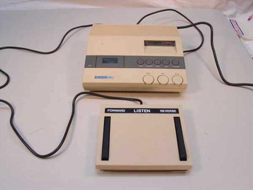 Harris Lanier P-128  Harris Lanier P-128 Microcassette Transcriber