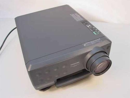 Toshiba TLP410U  LCD Projector