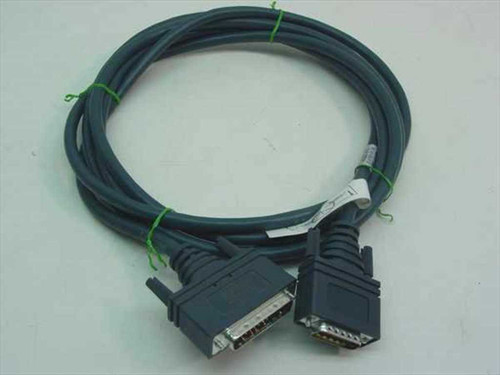 Cisco Systems 10' RS232/Male DTE Cable  72-0793