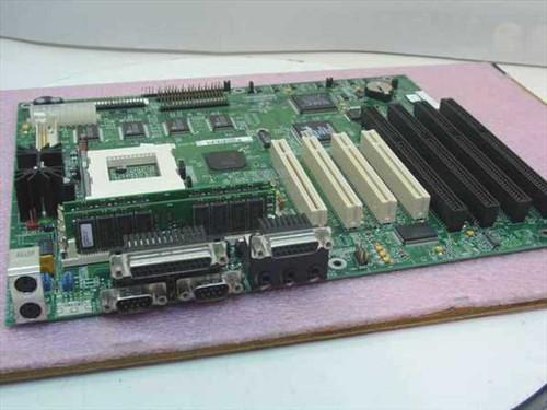 Micronics 09-00273-35  M55Hi-Plus Socket 7 Sys Board