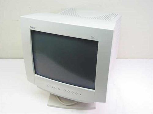 """NEC 17RY27-S  17"""" CRT SVGA Color Monitor"""