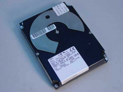 "IBM DJAA-31700  1.7 GB IDE 3.5"" Hard Drive - 29H7194"