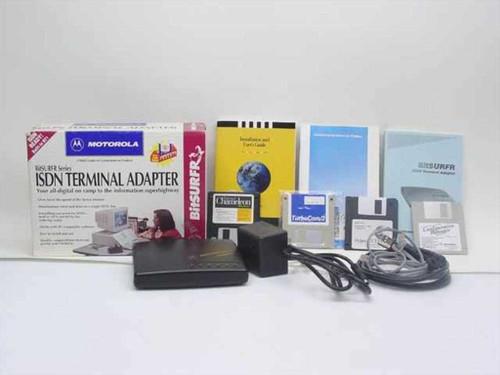 Motorola TA210  Bitsurfr Series ISDN Terminal Adapter External