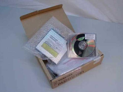 Toshiba PA3231U-1DV1  DVD-Rom RW Kit Slim Select Bay