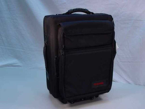 Toshiba TCC-101  Soft Travel Case With Wheels