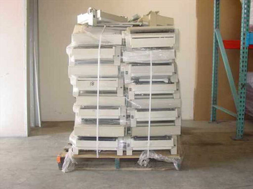 Apple Pallet of Printers  Lot of various Apple Imagewriter II Printers