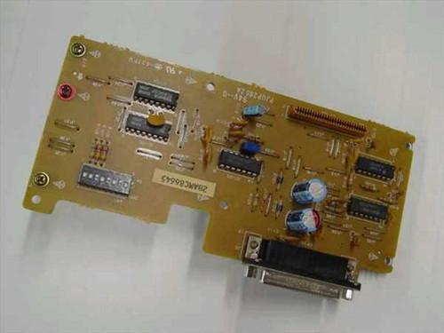 Panasonic KX-PS10  Serial Card for KX-P1123