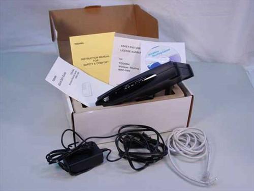 Toshiba PA3227U-1ETC  Wireless Router Center WRC-1000