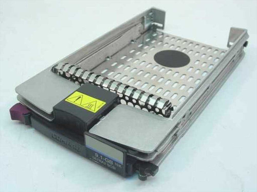 Compaq Hot Plug Drive Tray - 9.1GB Ultra SCSI (386536-001)