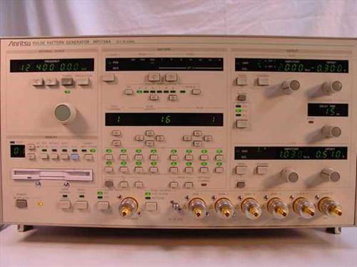 Anritsu MP1758A  Pulse Pattern Generator for ME7750A BERT Tester