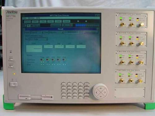 Anritsu MP1776A  4Ch Error detector for ME7750A 43.5Gbit/s BERT Te