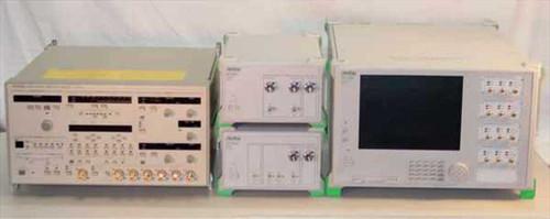 Anritsu ME7750A  43.5Gbit/s BERT Test System for OC-768 40-G