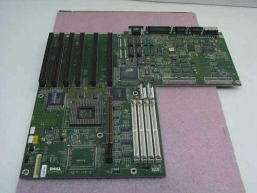 Dell 28964  433M System Board W/o Processor