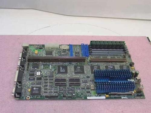 Dell 91720  Optiplex System Board W/o Processor